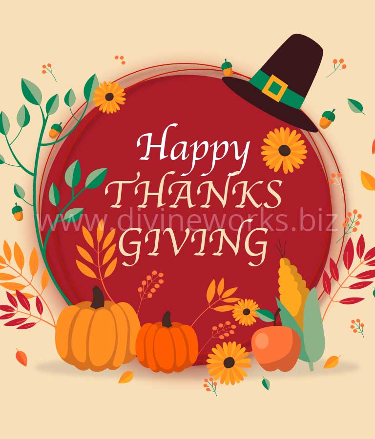 Download Free Thanksgiving Vector by DIvine Works