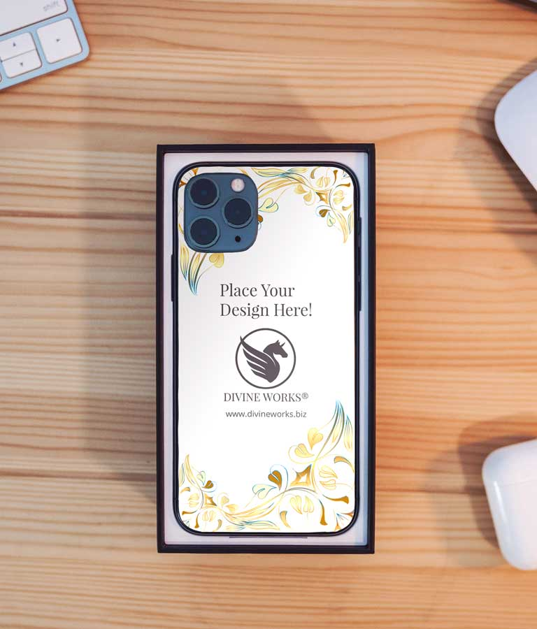 Download Free iPhone 11 Pro Max Case Mockup by Divine Works