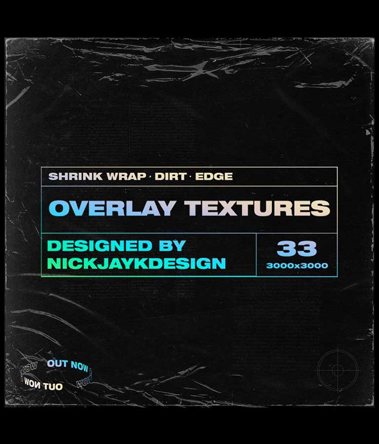 High Res Overlay Texture Pack