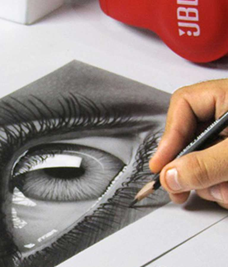 Learn to Draw Beginner to Advanced Sketching Course