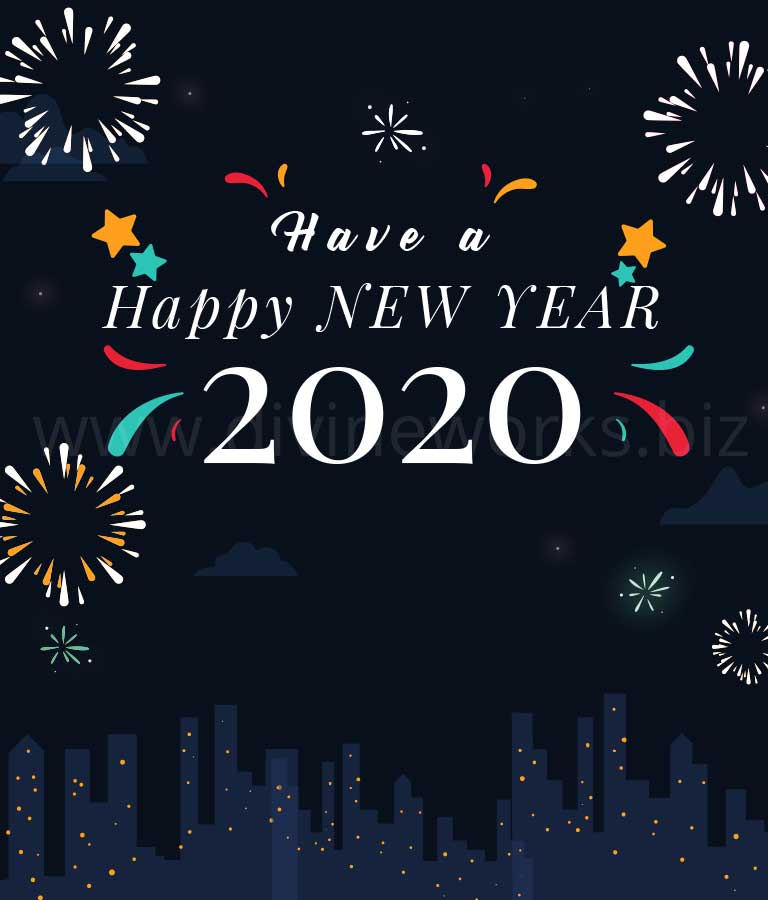 Download Free New Year Vector Art by Divine Works