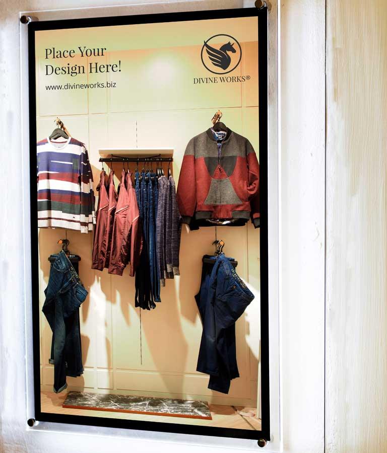 Download Free Outdoor Shop Signage Mockup by Divine Works