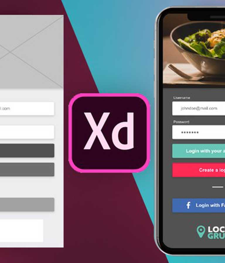 User Experience Design Learn the UX UI Process & Adobe XD