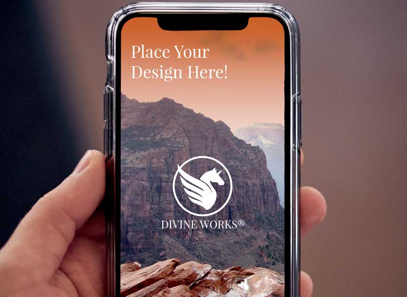 Download Free iPhone 11 Pro Max Mockup by Divine Works
