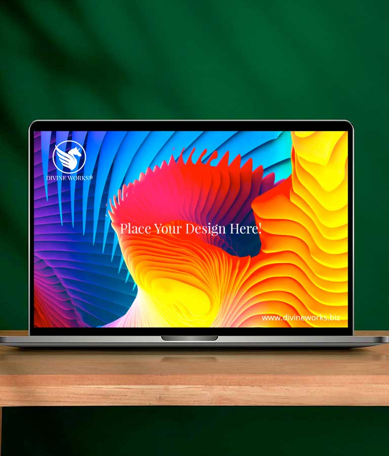 Download Free MacBook Pro 16-Inch Mockup by Divine Works