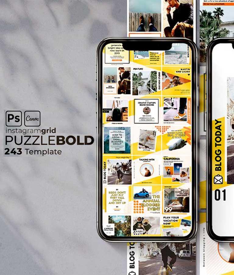 Puzzle Bold Bundle