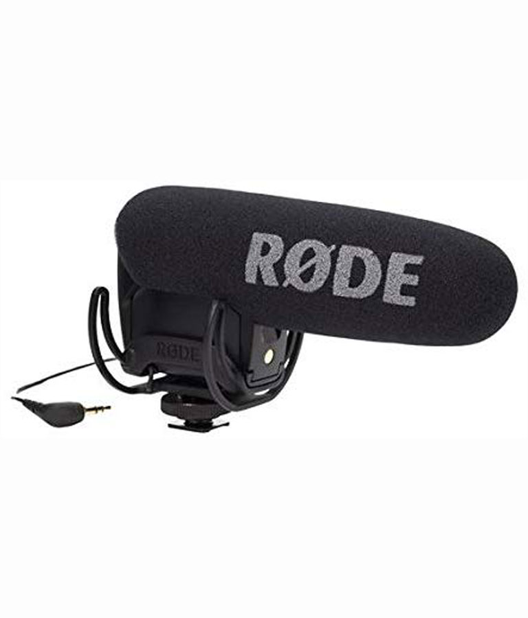 Rode VideoMicPro Compact Directional On Camera