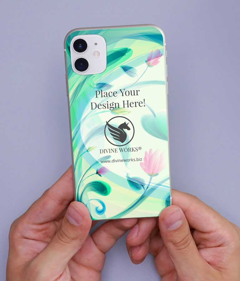 Download Free iPhone Pro Case Mockup by DIvine Works