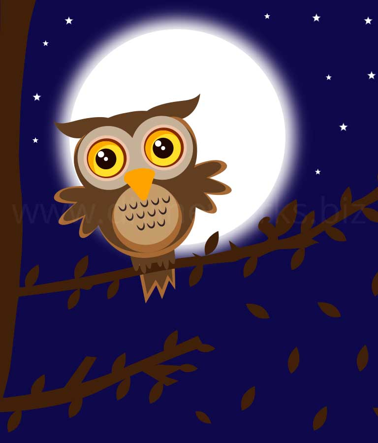 Download Free Night Owl Vector by Divine Works