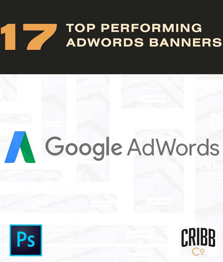 Top 17 Google AdWords Banners