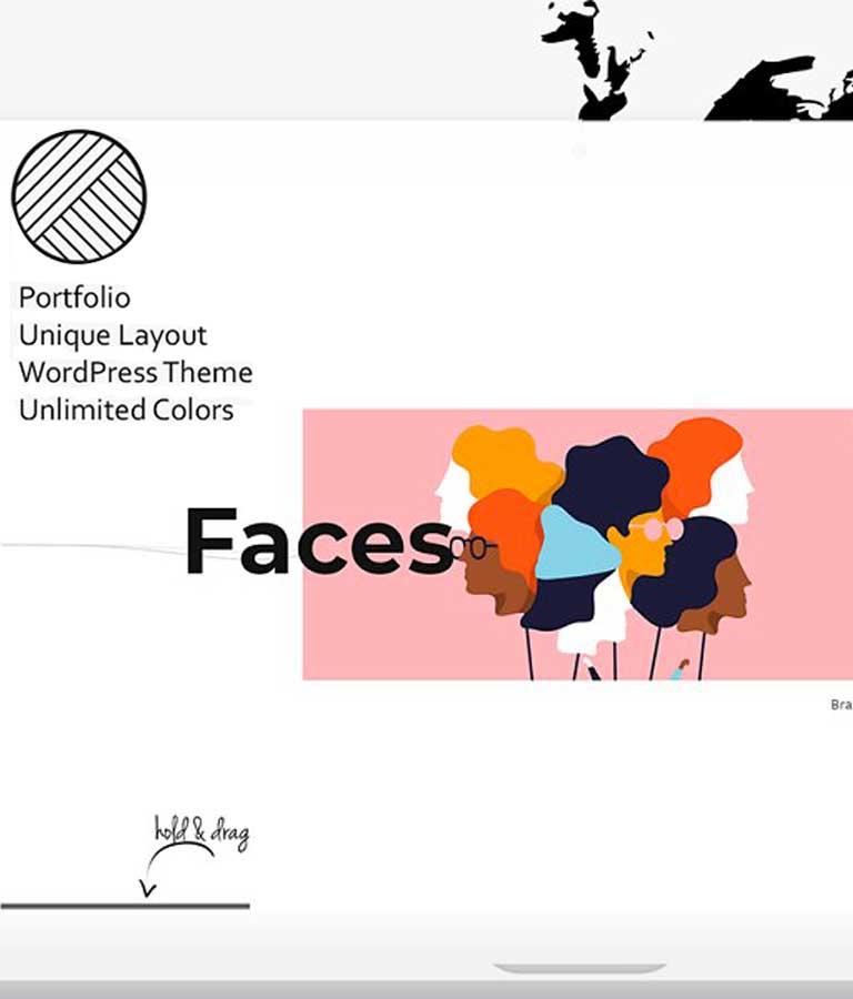 Unom Creative Portfolio WP Theme