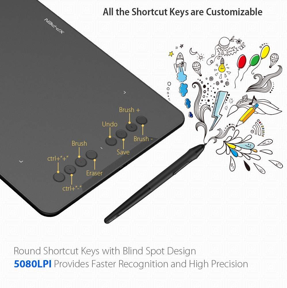 XP-PEN Deco Digital Graphics Drawing Tablet