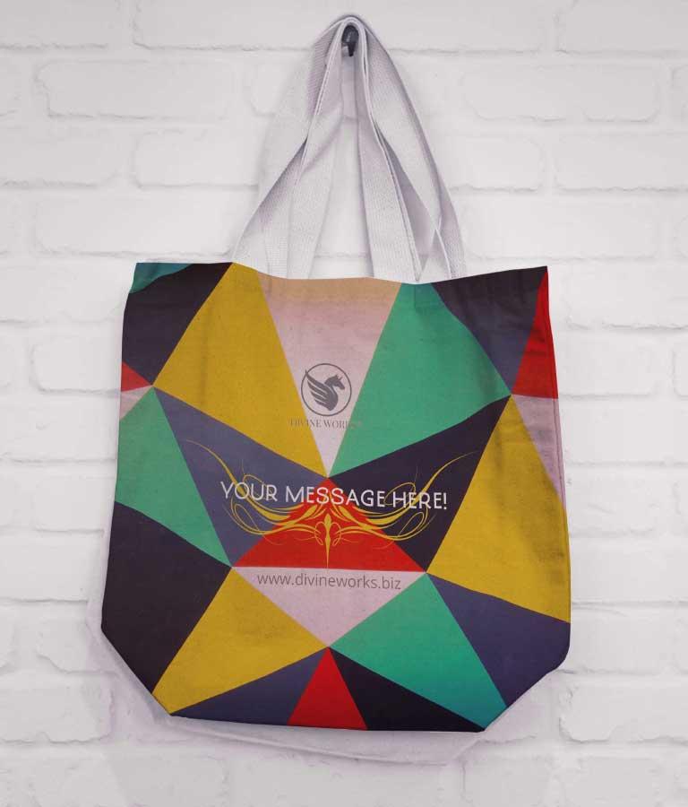 Tote Bag Mockup PSD