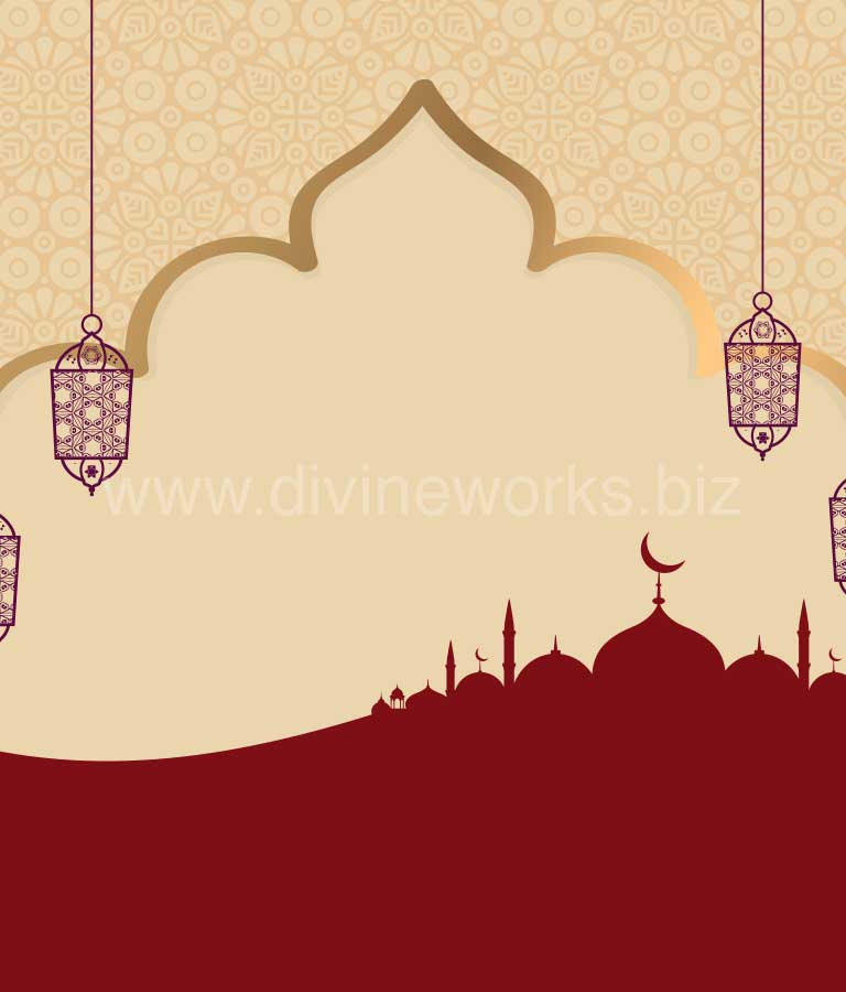 Download Free Islamic Pattern Vector Illustration by Divine Works