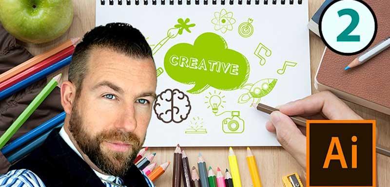 Logo Design in Adobe Illustrator - The Intermediate Level