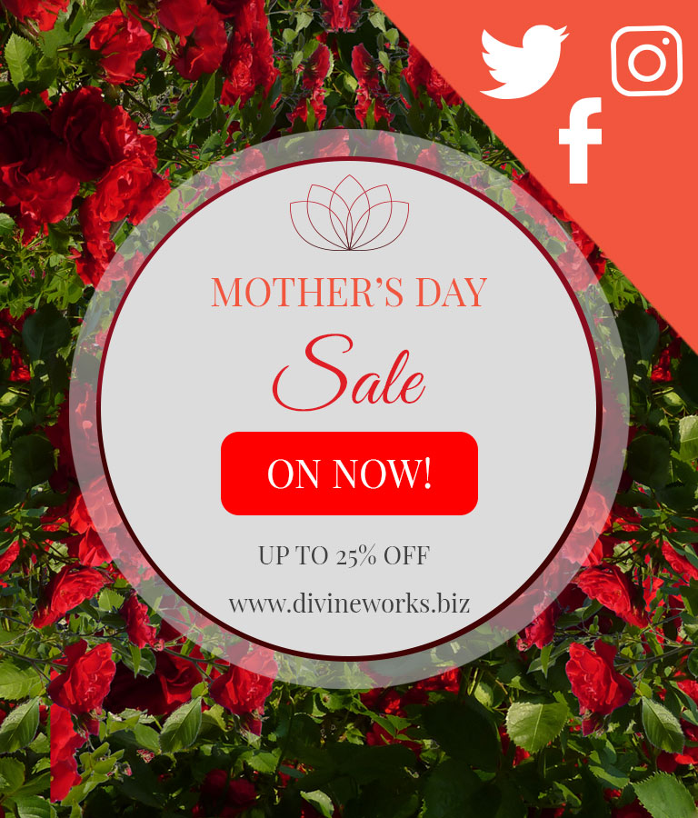 Download Free Mother's Day Social Media Template by Divine Works