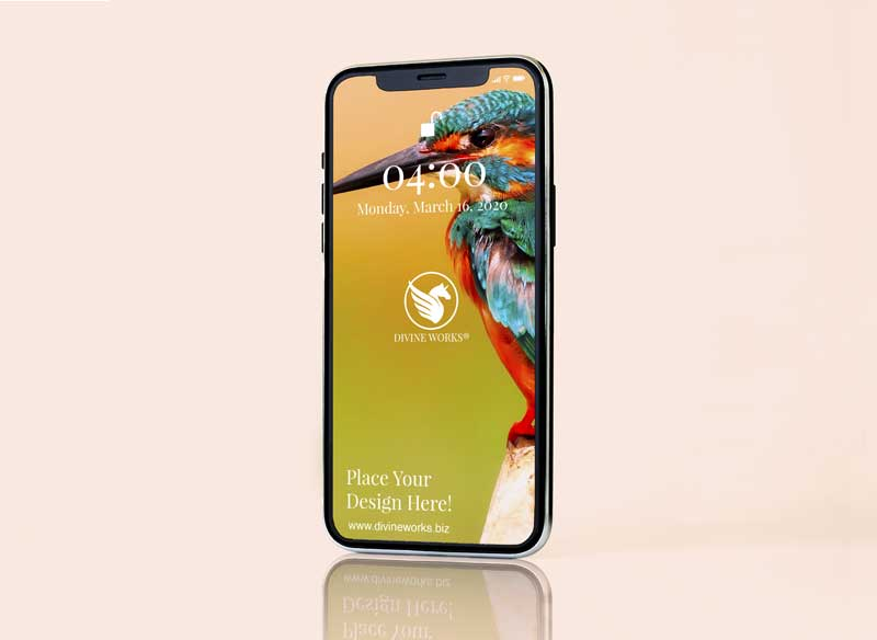 Download Free iPhone 11 Pro Mockup by Divine Works