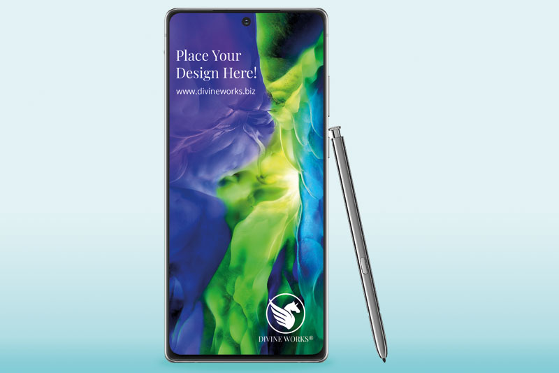 Download Free Samsung Galaxy Note 20 Mockup by Divine Works