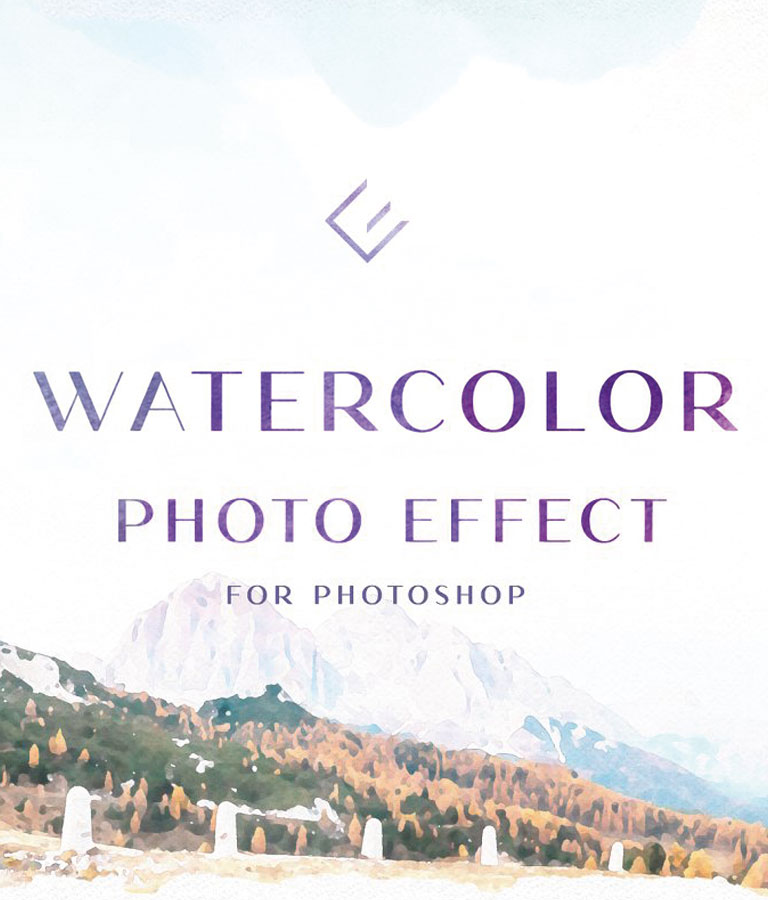 Watercolor Photo Effect