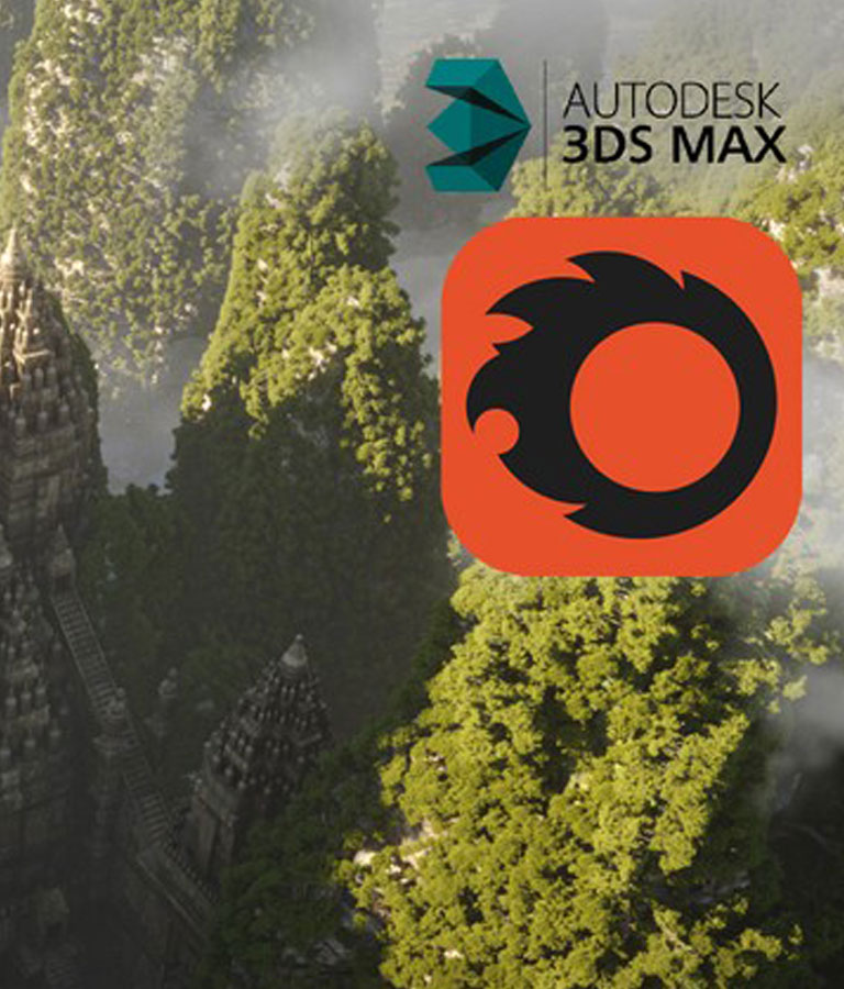 3ds max + Corona Renderer Creating Amazing Worlds