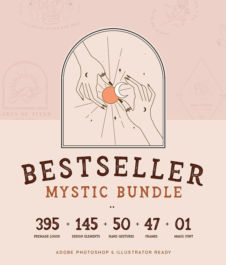 99%OFF! Bestseller Mystic Bundle
