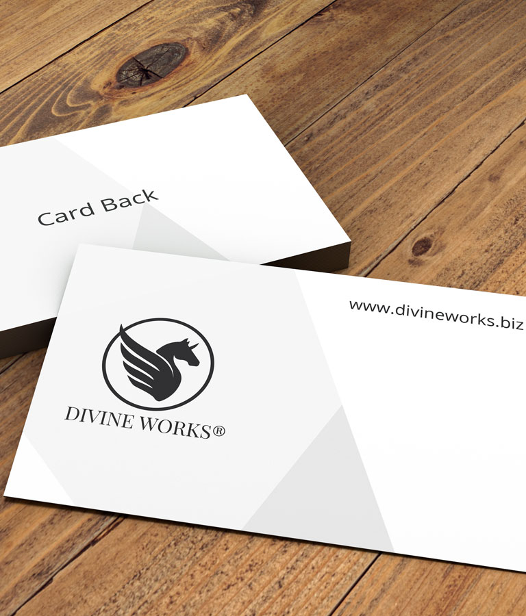 Download Free Business Cards Mockup by Divine Works