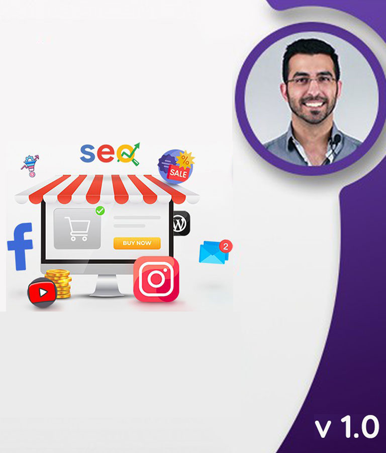 Ecommerce & Marketing course: Agency, Marketer, Affiliate