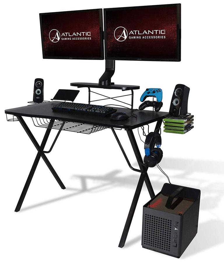 Atlantic Gaming Original Gaming-Desk Pro