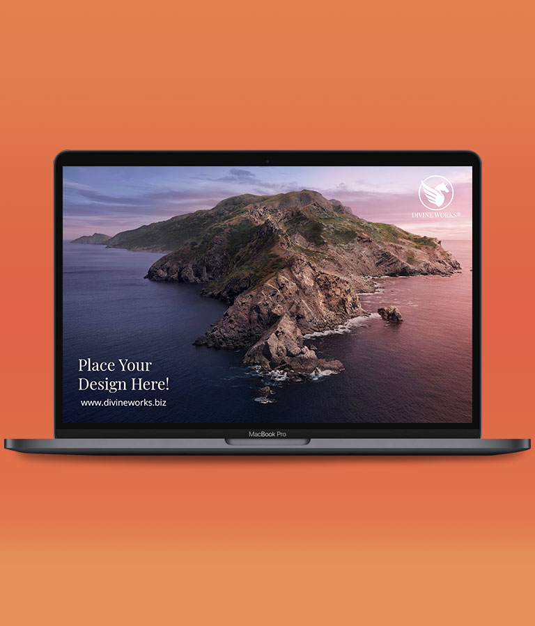 Download Free Macbook Pro 13Inch Mockup by Divine Works