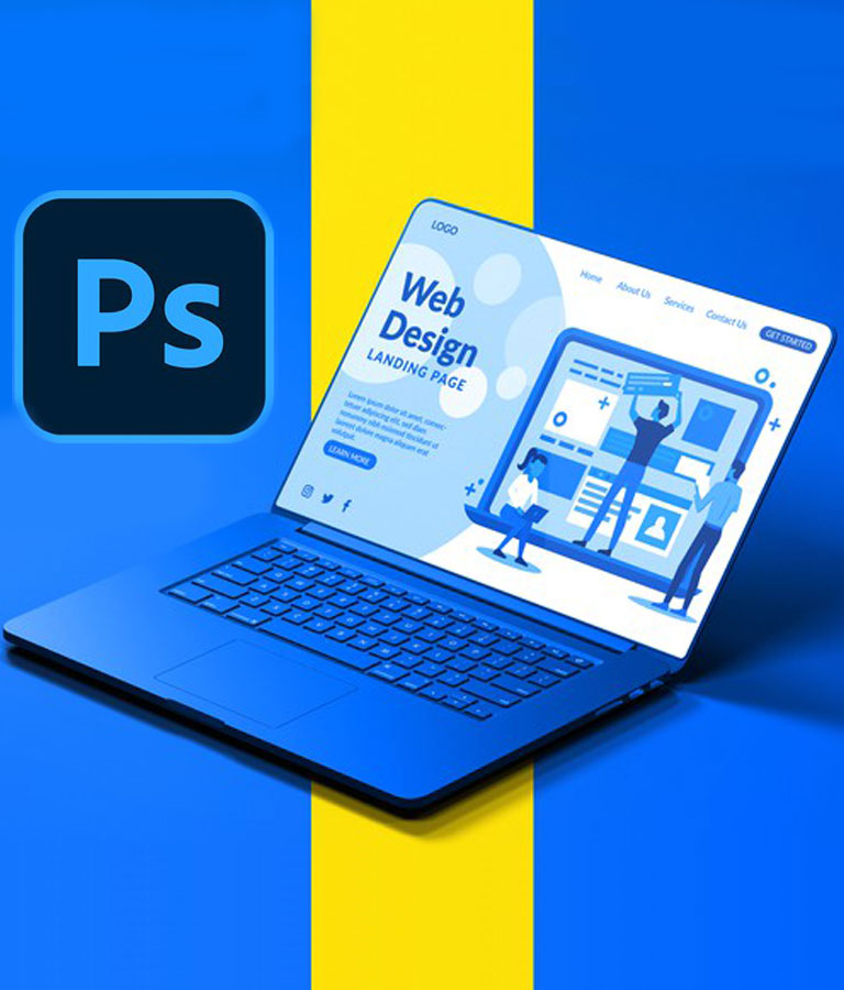 Master of Web Design in Photoshop