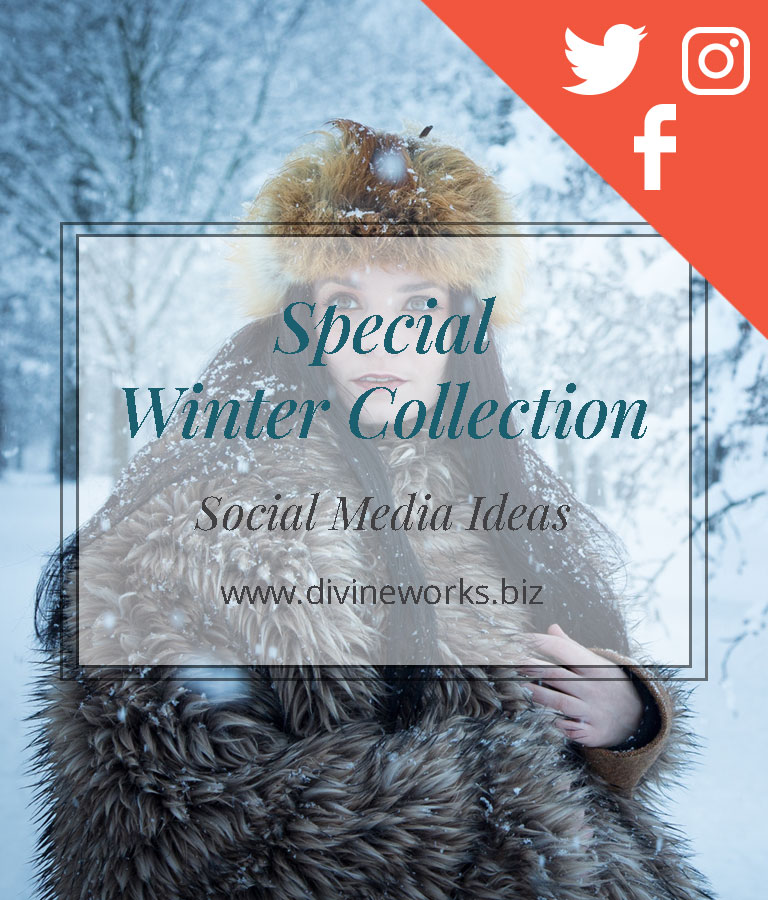 Download Free Winter Collection Social Media Templates Set by Divine Works