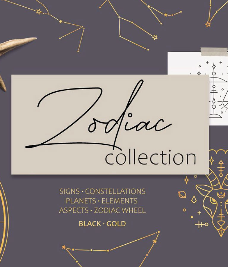 Zodiac Signs and Constellation