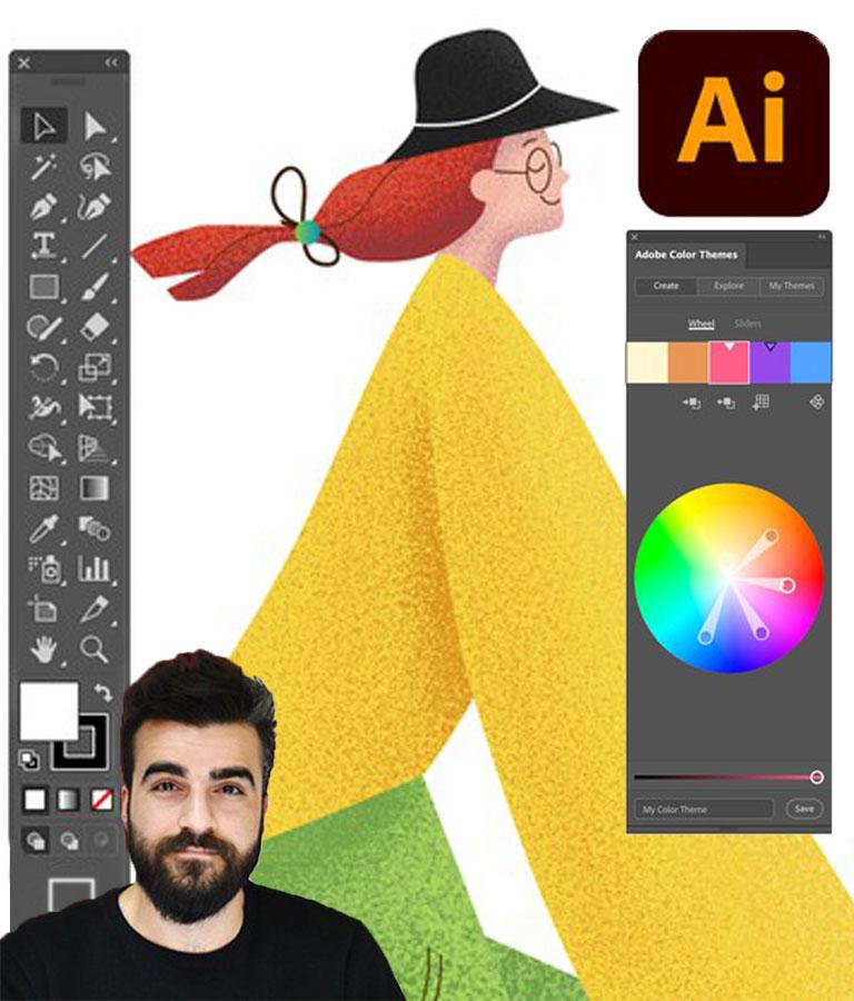 Adobe Illustrator Mega Course - Form Beginner to Advanced