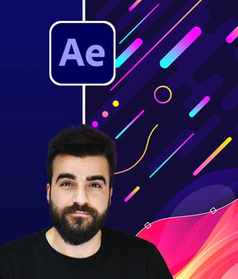 After Effects Motion Graphics Beast