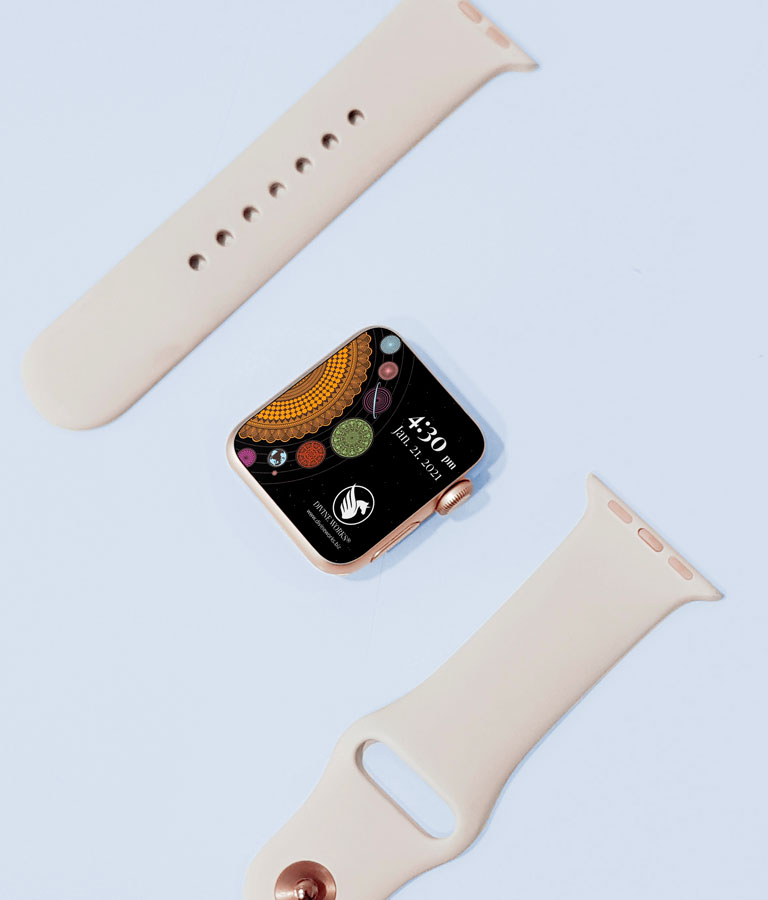 Download Free Apple Watch Series 6 Mockup by Divine Works