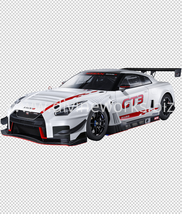 Download Free GTR 3 Sports Car Png by Divine Works