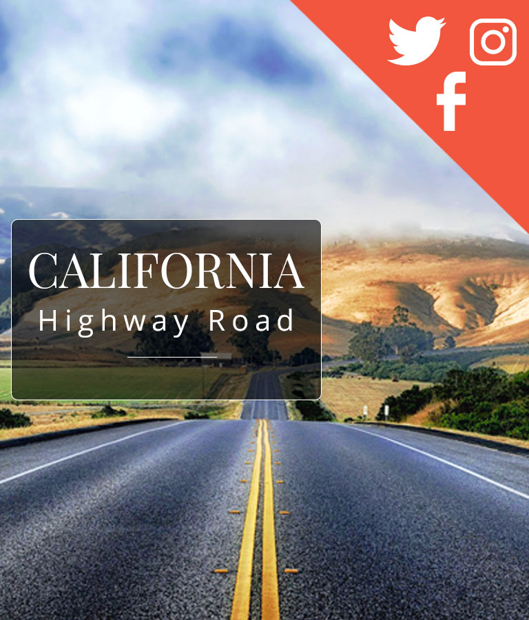 Download Free Highway Social Media Template by Divine Works