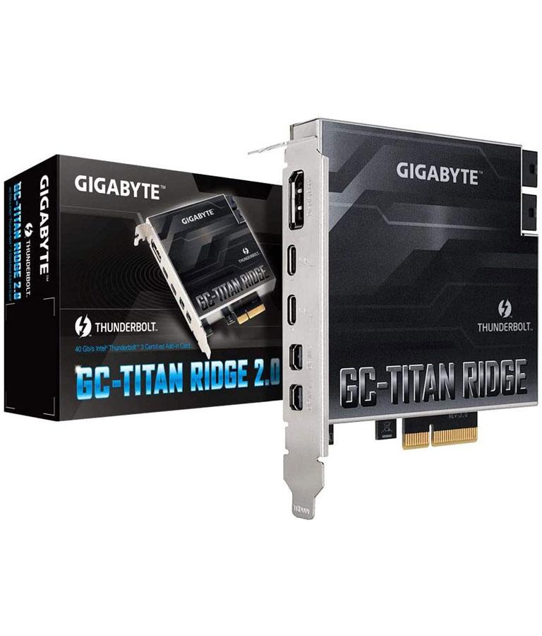Gigabyte GC-Titan Ridge 2.0