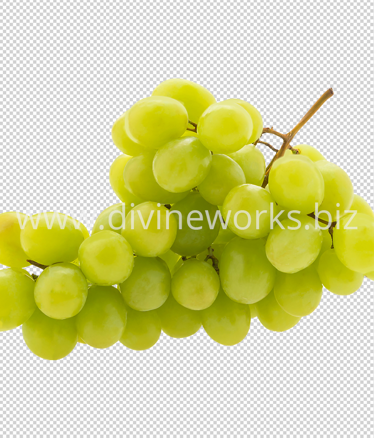Download Free Green Grapes Png by Divine Works