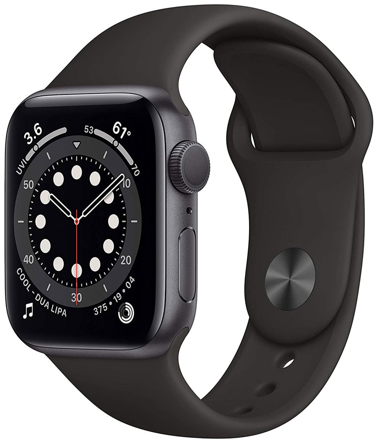 New Apple Watch Series 6 (GPS, 40mm) - Space Gray