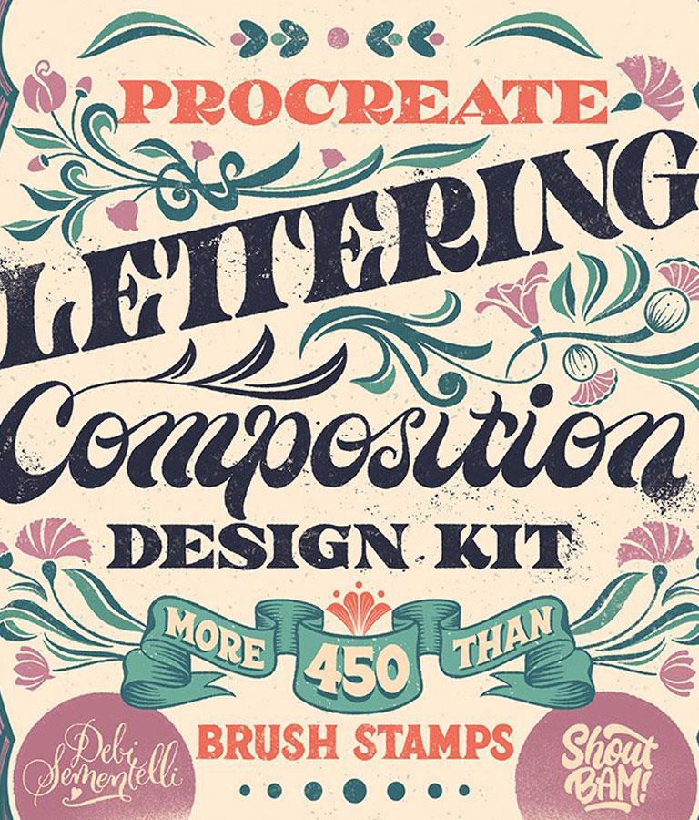 Procreate Composition Design