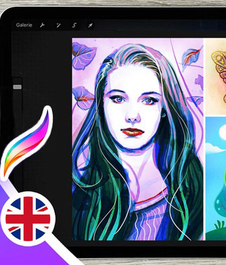 Procreate Digital Drawing