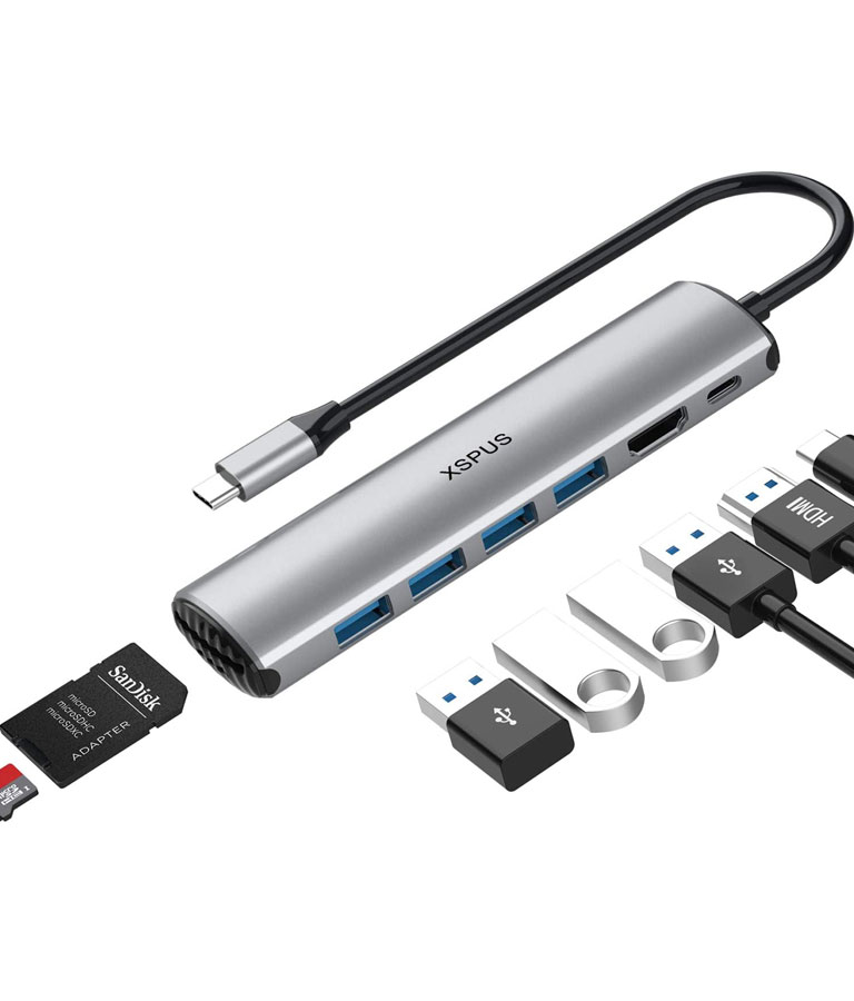 USB C Hub MacBook Pro Adapter