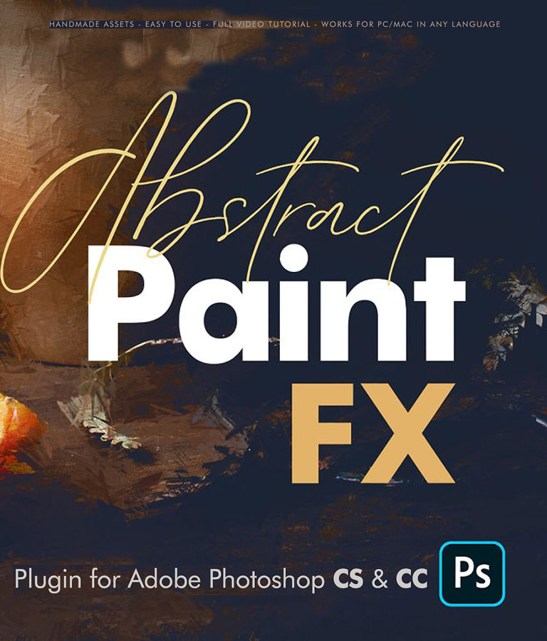 Abstract Paint FX Plugin