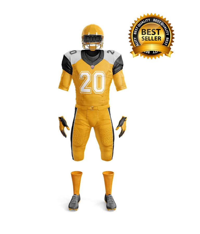 Football Uniform 3D Model