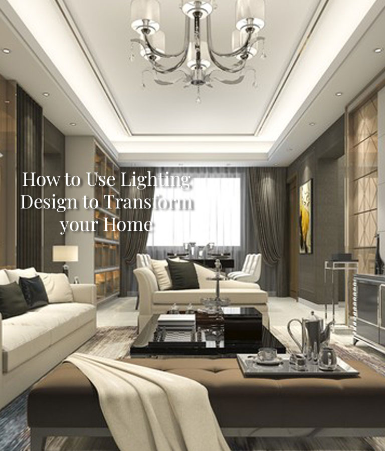 How to Use Lighting Design