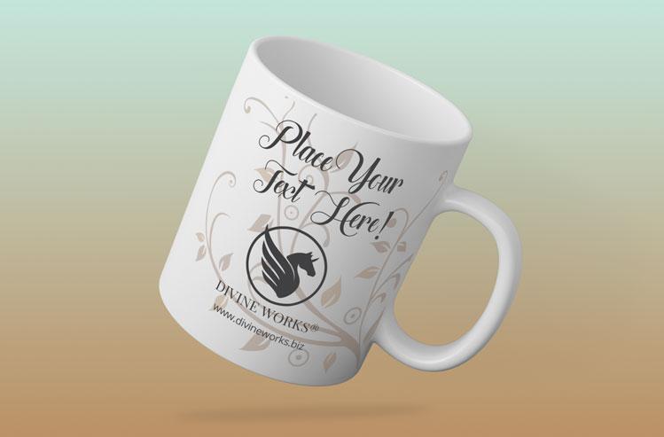 Download Free Coffee Mug Mockup by Divine Works