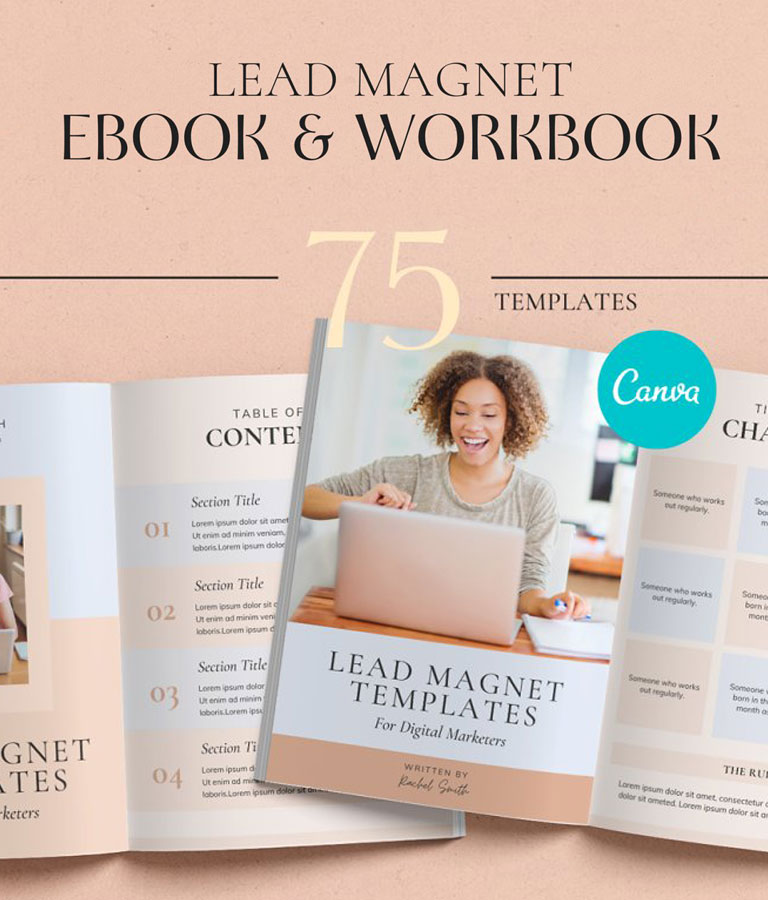 Lead Magnet Canva Ebook