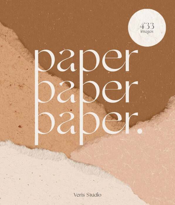 Paper Paper Paper - Textures Filters