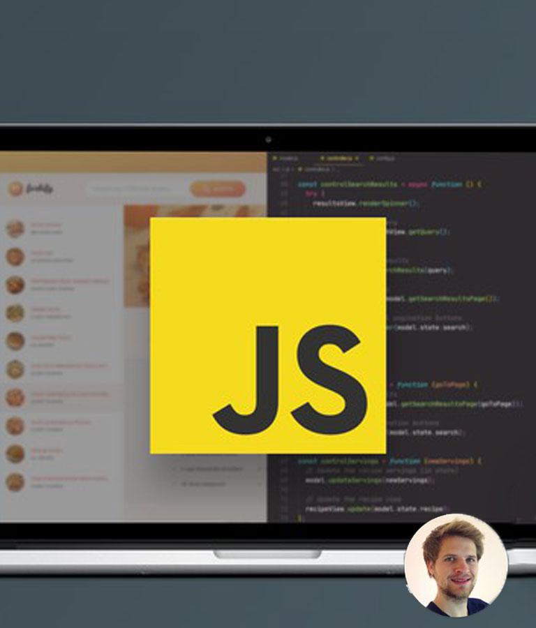 Complete JavaScript Course 2021